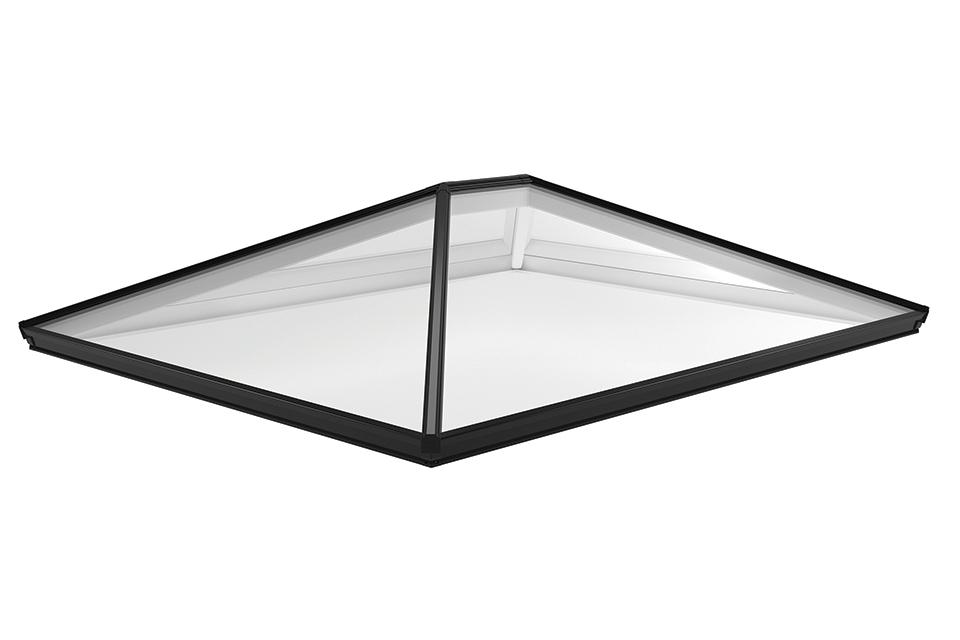 Roof lantern black